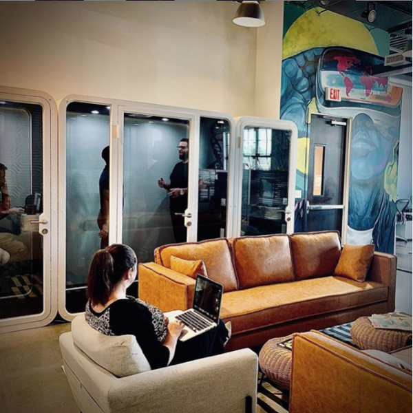 LEVO-Health-Tampa-Office-Meeting-Pods
