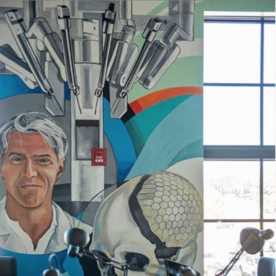 LEVO-Health-Tampa-Office-Wall-Art