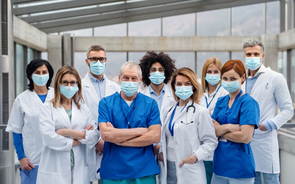 LEVO - Healthcare Transformations During COVID-19